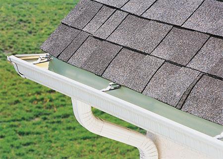 Install Aluminum Replacement Gutters